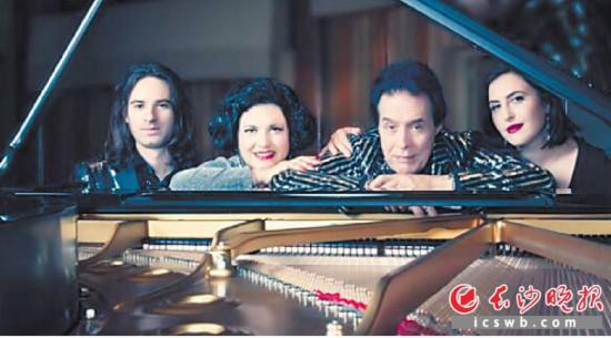 """""""凯伦・本杰明与家人――爱的协奏曲""""将于12月1日上演。"""