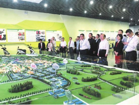 贵港加快建成广西第二汽车生产