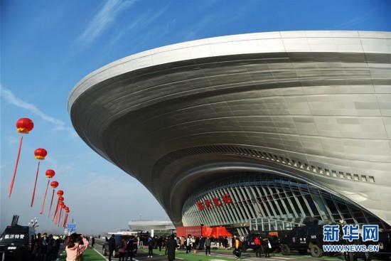 (经济)(2)沂蒙革命老区首次接入全国高铁网