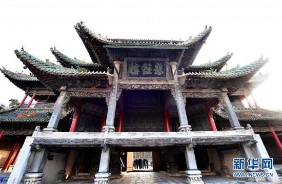 """(文化)(4)河南社旗山陕会馆:古代""""茶叶之路""""上的建筑明珠"""