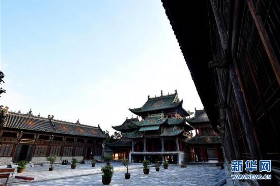 """(文化)(3)河南社旗山陕会馆:古代""""茶叶之路""""上的建筑明珠"""
