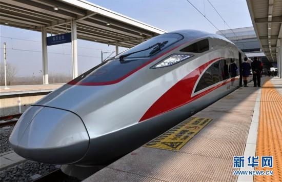 (经济)(10)沂蒙革命老区首次接入全国高铁网