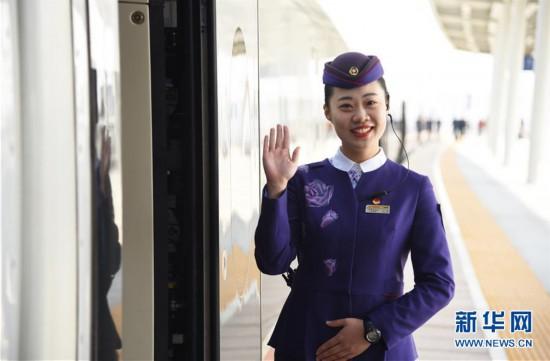 (经济)(9)沂蒙革命老区首次接入全国高铁网