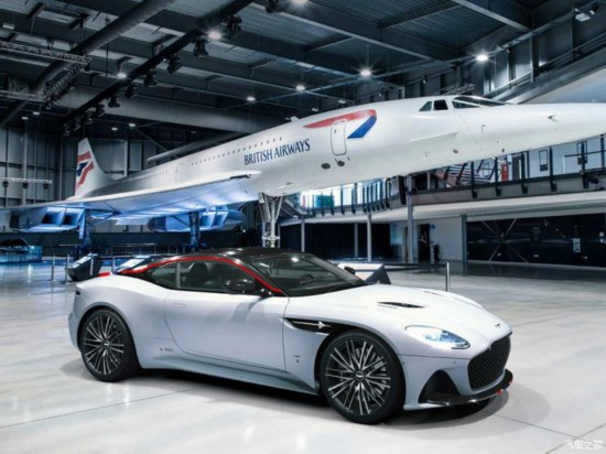 ��˹�١��� ��˹�١���DBS 2020�� DBS Superleggera Concorde Edition