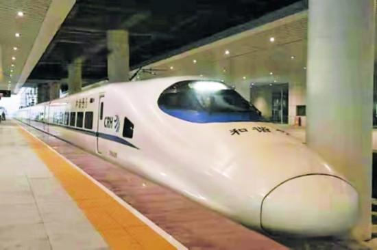 """山东:高铁成环,沿线""""搭上""""发展快车"""