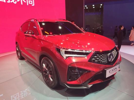 广汽讴歌4款新车将上市 RDX/CDX