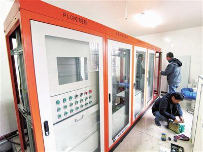 南通海門新建七個水質自動監測站