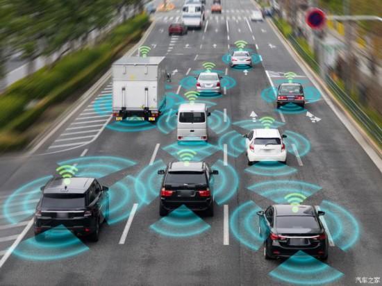 数字化及联网化水平较高!2020年智能网联汽车渗透率将达到51.6%