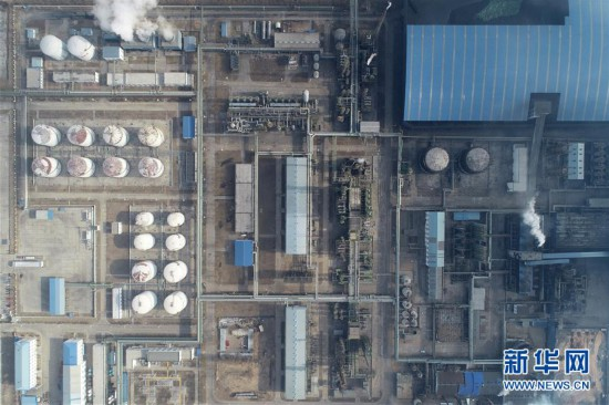 (经济)(1)vv彩票平台网站_陕西神木:能化产业高端发展