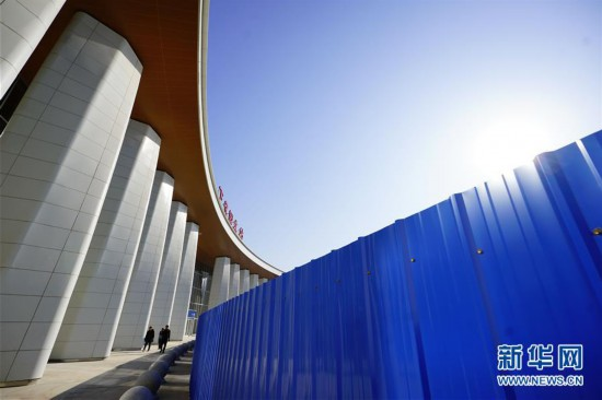 (經濟)(13)京張高鐵沿線車站即將竣工