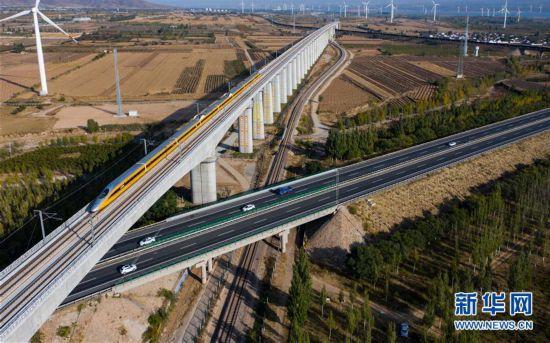 (經濟)(11)京張高鐵沿線車站即將竣工
