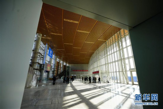 (經濟)(2)京張高鐵沿線車站即將竣工