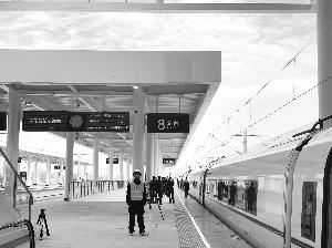 12月1日起南京到阜陽、亳州等地首開高鐵
