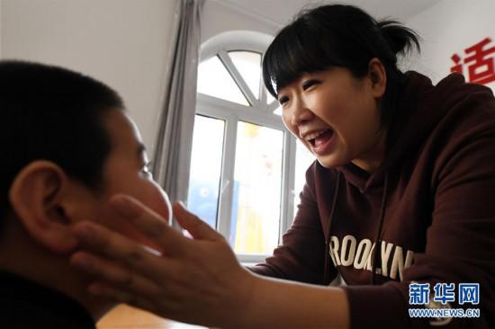 """(图片故事)(8)爱的""""律动"""" 给特别的你"""