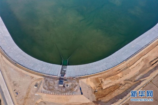 (环境)(5)银川都市圈城乡西线供水工程即将通水