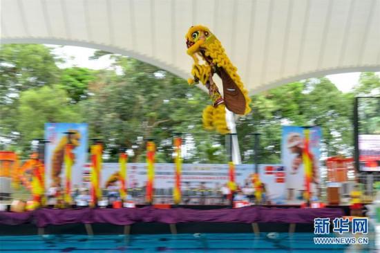 (国际)(1)太阳彩票平台安全么,水上跳桩狮王争霸赛