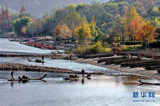 (环境)(1)福建武夷山:世界遗产 绿水青山