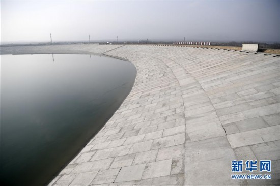 (环境)(3)银川都市圈城乡西线供水工程即将通水