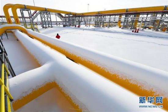(图文互动)(6)俄罗斯天然气通过中俄东线天然气管道正式进入中国