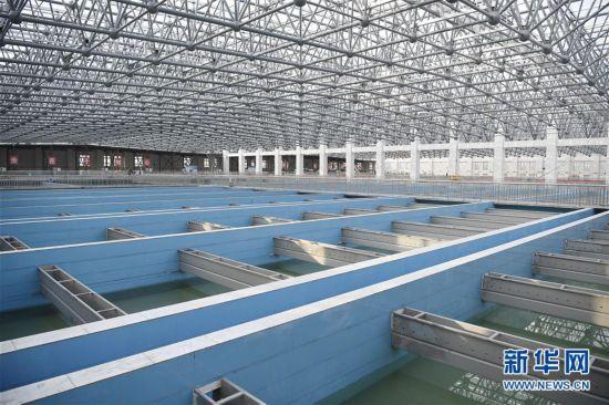 (环境)(1)银川都市圈城乡西线供水工程即将通水