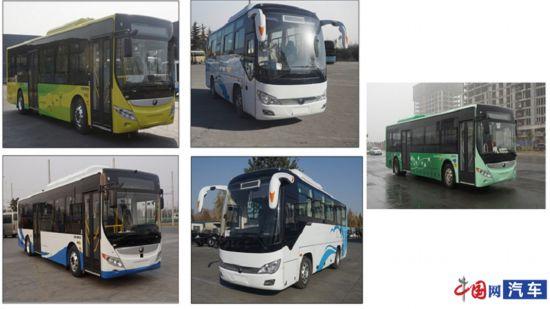 因软件升级宇通主动召回4037辆纯电动城市客车