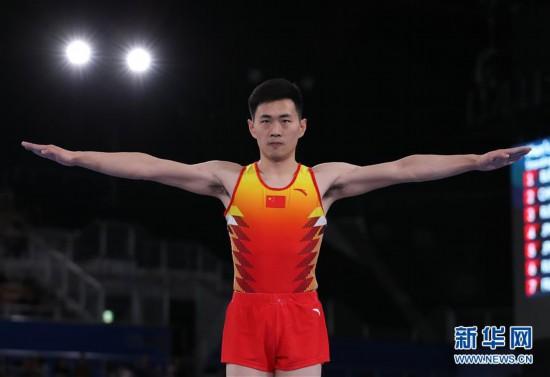 (体育)(9)蹦床――世锦赛:高磊获男子网上个人冠军