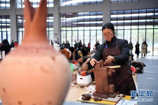 (社会)(3)重庆:传统制陶技艺大比拼