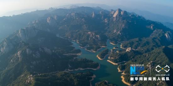 福建烏山天池:綠水青山 奇峰聳峙
