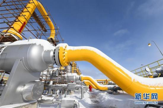 (图文互动)(5)俄罗斯天然气通过中俄东线天然气管道正式进入中国