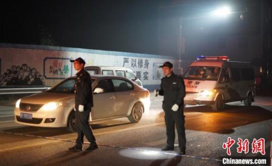 浙江海寧市污水罐體倒塌引發事故已致7死15傷