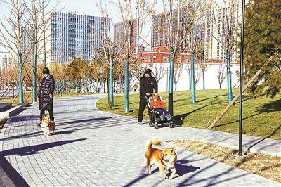 北京市今年建10处休闲公园