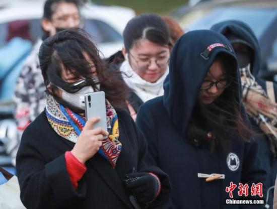 京津冀等地降温4至8℃东南沿海有中到大雨