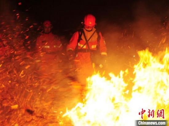 吉林省实现持续39年无重大丛林草原火警
