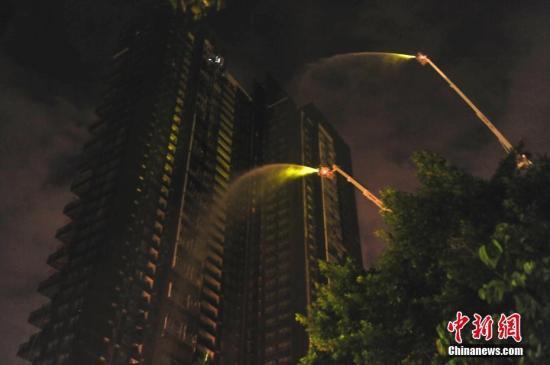 资料图:深圳南山区。陈文 摄