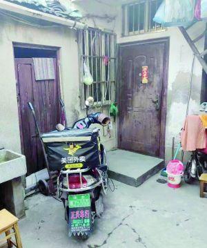 南京49歲外賣騎手突然死亡 倒在出租屋令人惋惜
