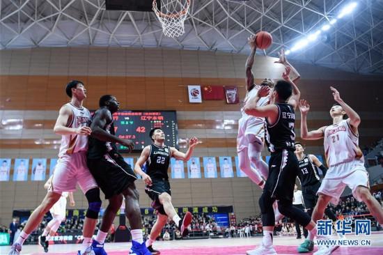 (体育)(10)篮球――CBA常规赛:浙江稠州银行对阵辽宁本钢
