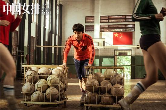 《中国女排》彭昱畅加盟 饰演风度儒雅的教练陈忠和