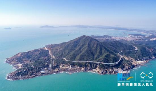 最美赛道:福建东山湾