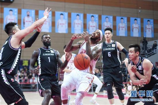 (体育)(9)篮球――CBA常规赛:浙江稠州银行对阵辽宁本钢
