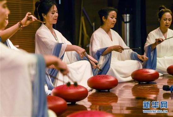 (教育)(1)乌鲁木齐:中华优秀传统文化进校园
