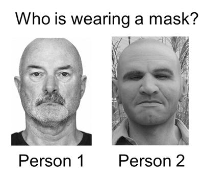 一副面具可以真实到什么地步?答案是:比人脸更像人脸