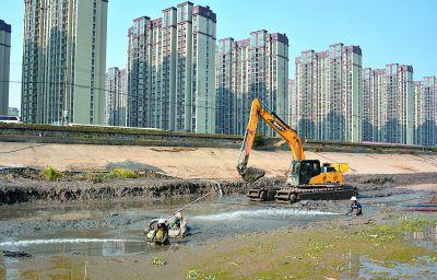 """南京棲霞決戰""""三河水"""" 提升水環境質量"""