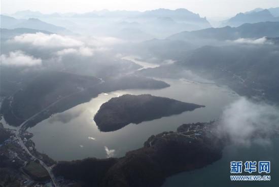 (美麗中國)(1)秦巴明珠 瑰麗瀛湖