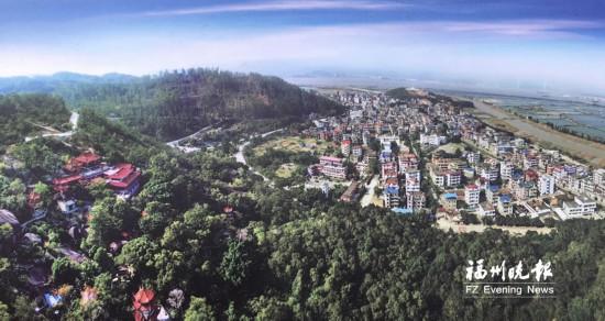 福州长乐猴屿村乡亲艰苦打拼事业立足特色发展旅游