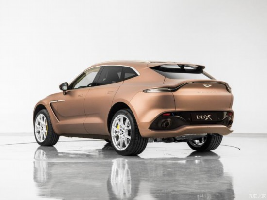 阿斯顿·马丁 阿斯顿·马丁DBX 2020款 4.0T V8