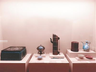 沈阳故宫百余件珍宝在韩国展出