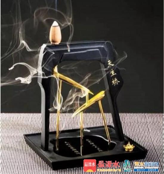 南京市溧水区打造天生桥系列特色文创产品