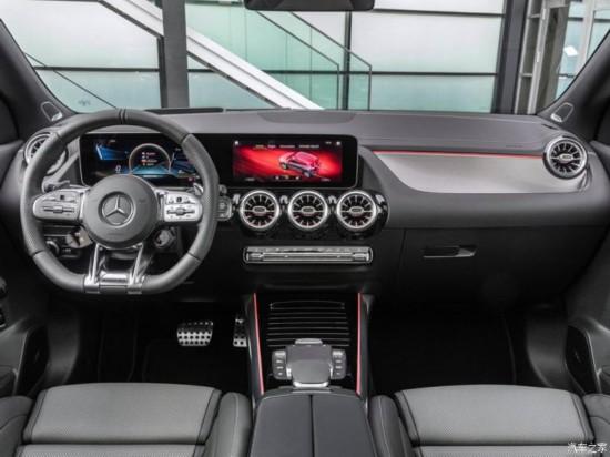 梅赛德斯-AMG 奔驰GLA AMG 2020款 AMG GLA 35