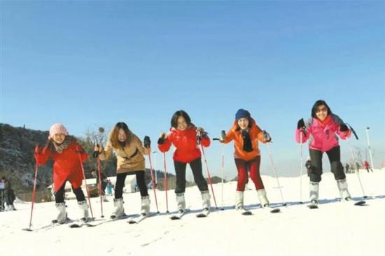 踏雪而游特色游破解冬季旅游短板