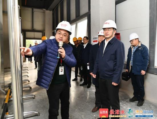 薛鳳冠:確保南京溧水安全生產形勢平穩有序